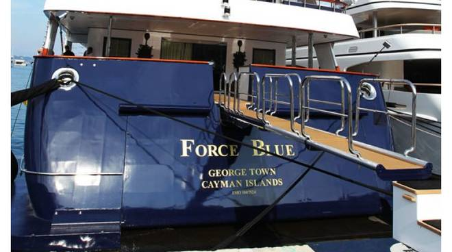 force blue giusta