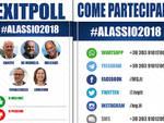 exitpoll alassio2018 dibattito confronto