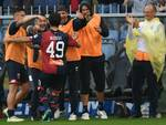 Genoa Vs Fiorentina Serie A