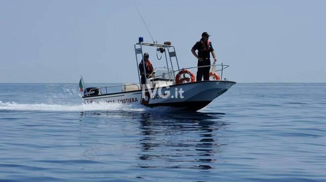 Guardia costiera controlli Albenga