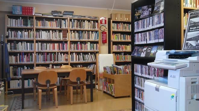 Biblioteca Civica Borgio Verezzi