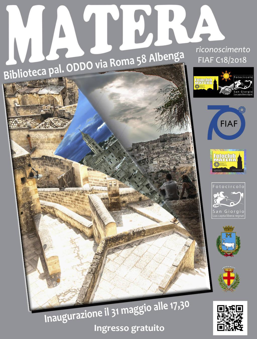"""Inaugurazione mostra fotografica """"Matera"""""""