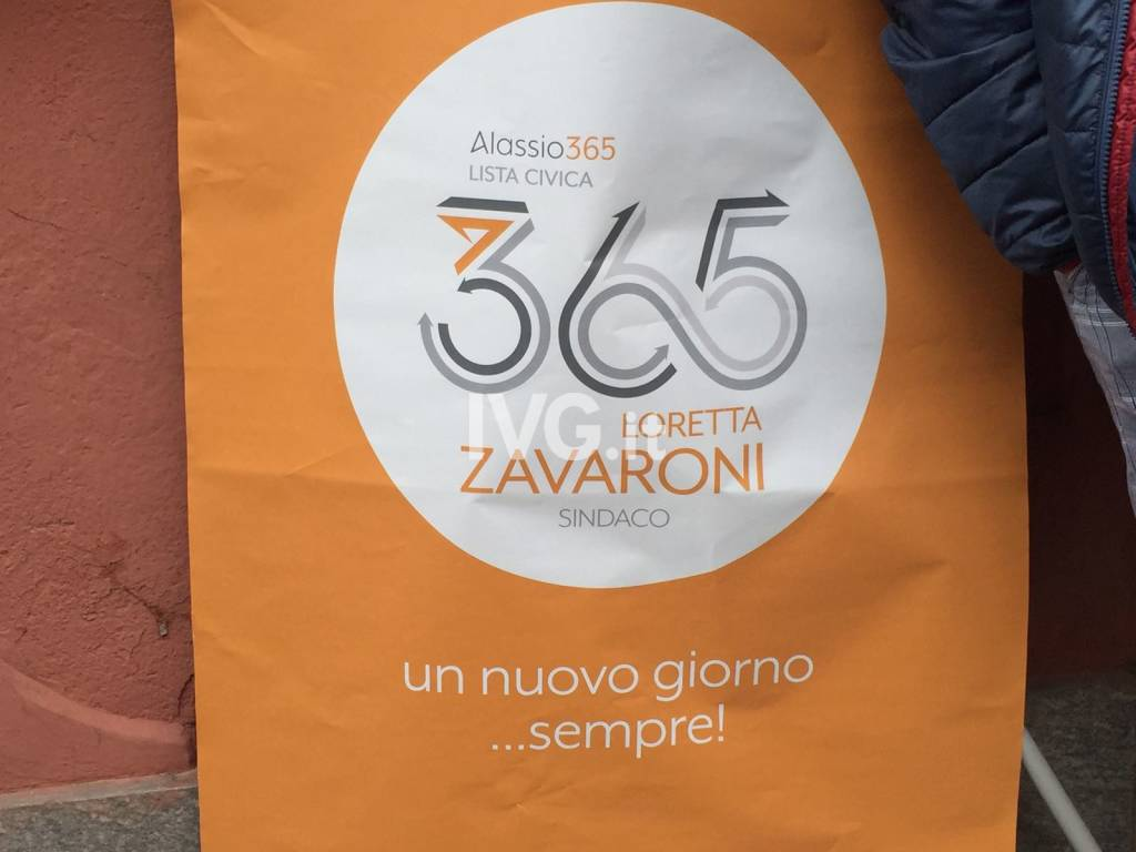 Inaugurazione Point Zavaroni Alassio