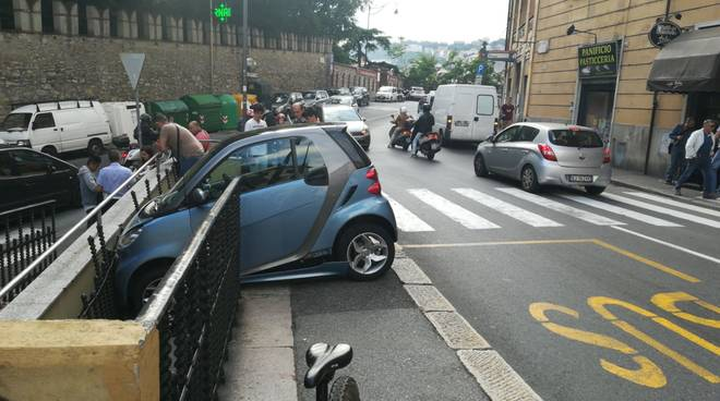 incidente corso firenze