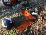 incidente moto leca sp6