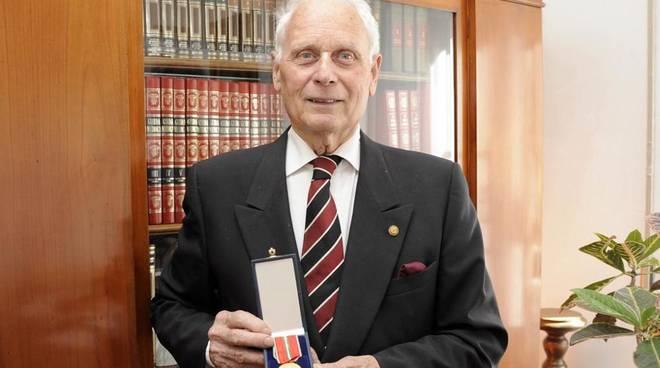 Antonio Brunetti maresciallo Carabinieri