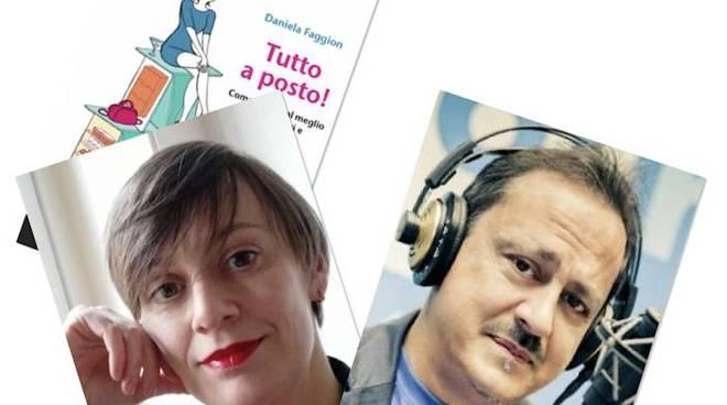 """Libro """"Tutto a posto!"""" Daniela Faggion John Vignola"""