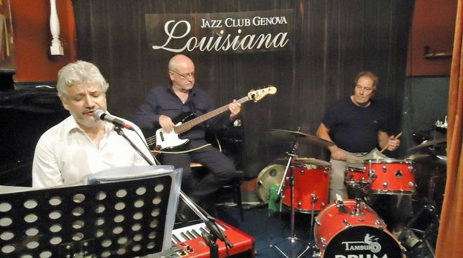 louisiana jazz club,