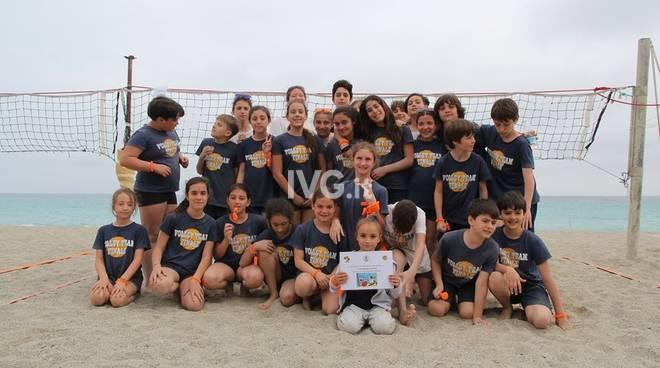 mini volley finale