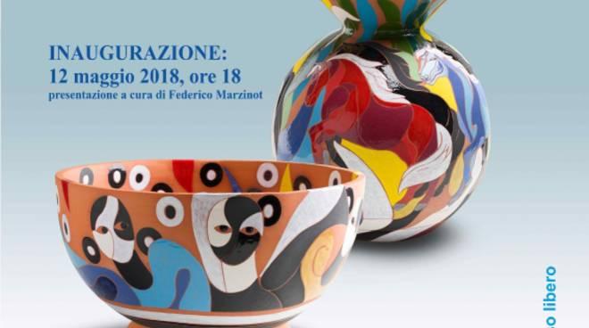 Mostra d'arte di Giovanna Crescini Circolo Artisti Albissola Marina