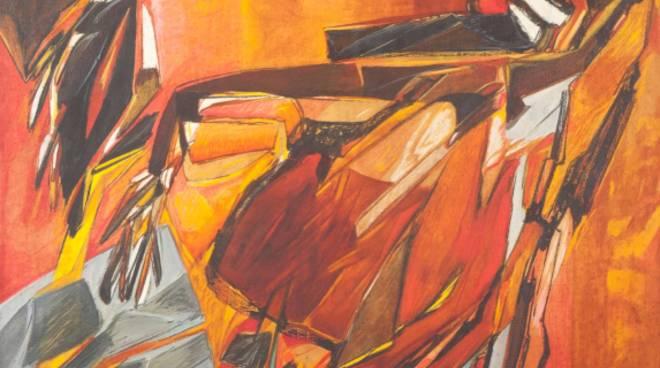 Opera d'arte Mario Rossello