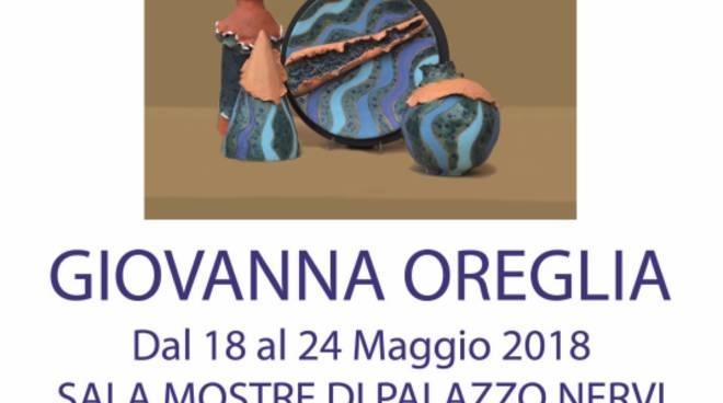 Mostra terracotte ceramista Giovanna Oreglia