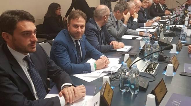 Alessandro Piana Conferenza Comitato Europeo Regioni