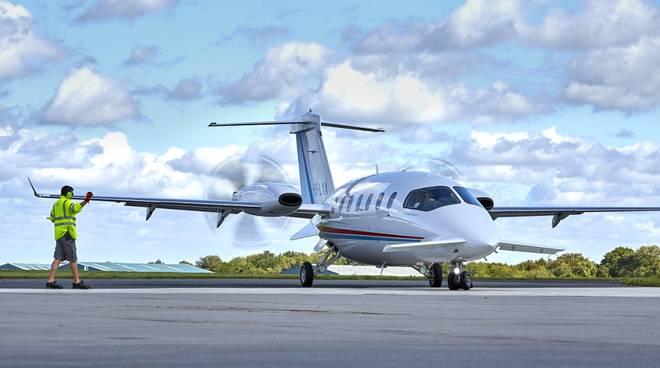 Piaggio Aerospace, quattro nuovi ordini nel primo trimestre del 2018