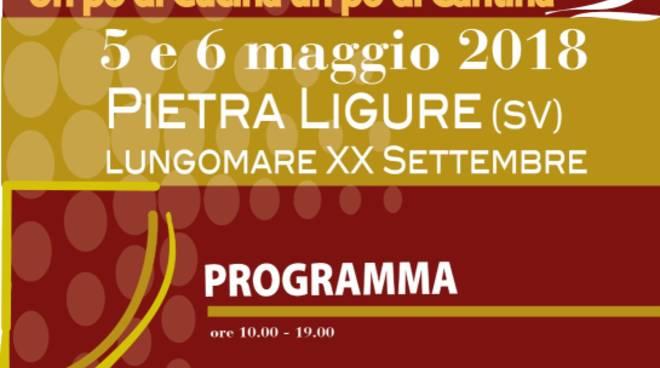 Pietra Ligure Food & Wine 2018
