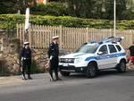Polizia municipale Alassio controlli