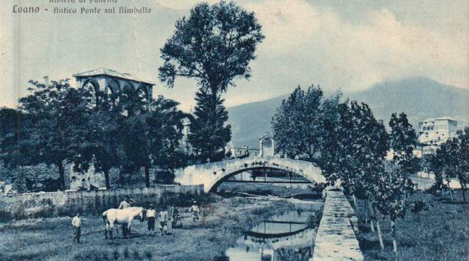 Ponte San Sebastiano Loano