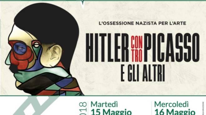 """Proiezione documentario """"Hitler contro Picasso e gli altri"""""""