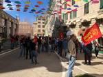protesta gruppo malacalza