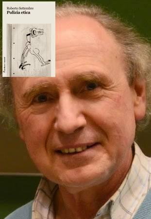 """""""Pulizia etica"""" libro Roberto Settembre"""