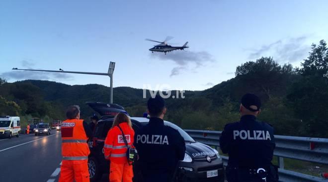 Ricerche in corso a Villanova d'Albenga