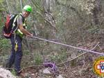 rocciatore soccorso alpino
