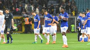 Sampdoria Vs Napoli Serie A