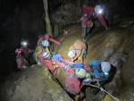 soccorso alpino speleologico