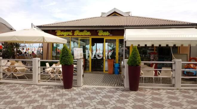 Tentato furto Bagni Italia Albenga