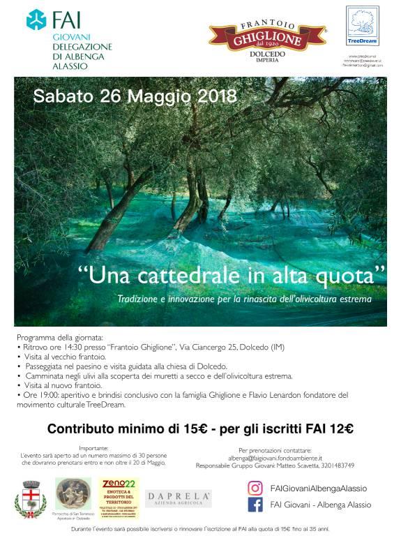 """""""Una Cattedrale in alta quota"""" evento Gruppo FAI Giovani"""