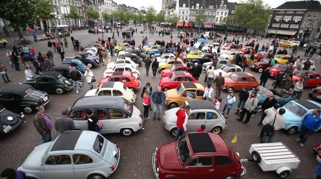 Fiat 500 Olanda