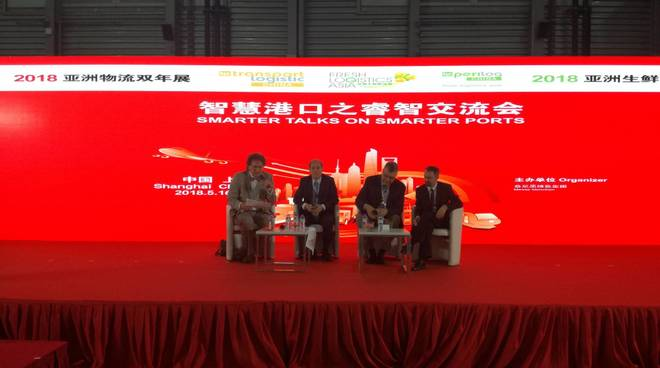 Transport Logistic China Signorini