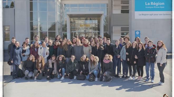 Scambio Liceo Calasanzio