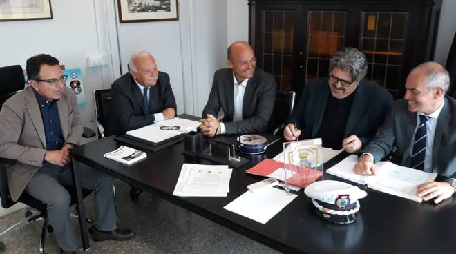 Accordo Polizia Municipale Finale Ligure Loano Albenga