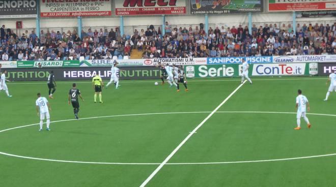 Virtus Entella vs Ascoli
