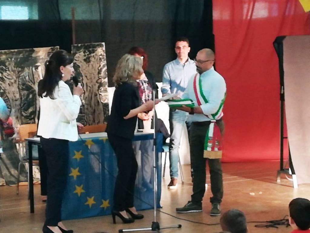 Alle scuole di Borghetto la Bandiera Verde della Fee