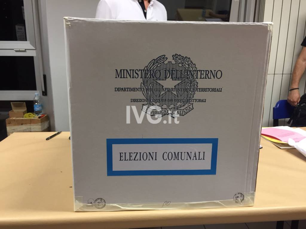 Amministrative 2018, lo spoglio dei voti a Ceriale