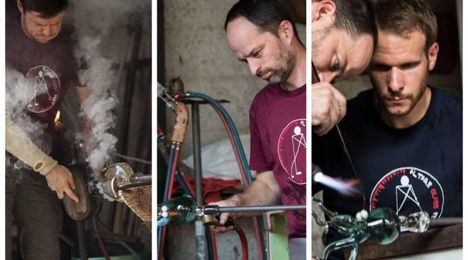 Antoine Pierini, Nicolas Laty, Jerome Chion - Altare Glass Fest