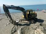 aster foto spiaggia voltri