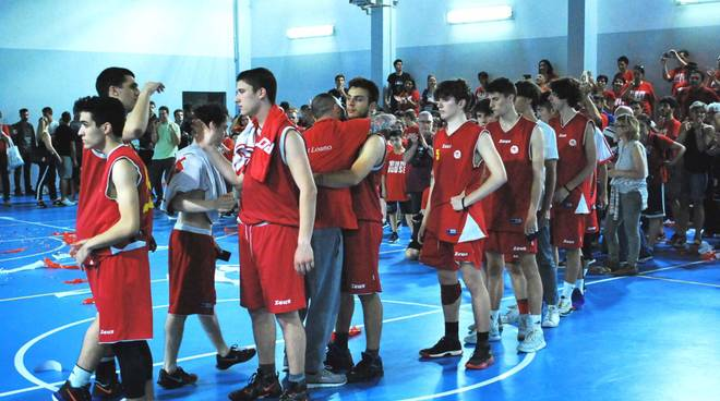Basket Loano Garassini: le sfide finali in Serie D e Under 20