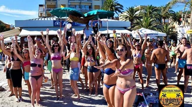 Beach Music Parade