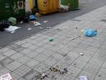 bidoni della spazzatura