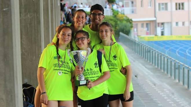 campionati italiani uisp atletica pista