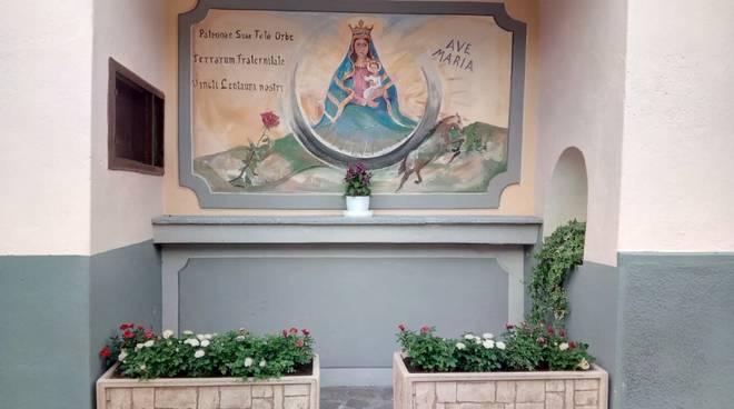 cappella votiva madonnina dei centauri bormida