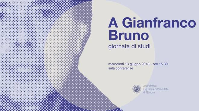 A Gianfranco Bruno