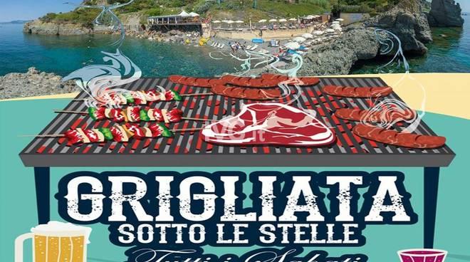 Grigliata Sotto Le Stelle + Dj set