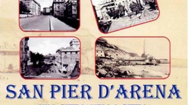 """Presentazione del libro \""""Sampierdarena - Una città nella città\"""" di Franco Massa: raccolta di ricordi degli anni del dopoguerra quando si parlava genovese"""