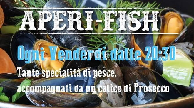 Nei venerdì estivi aperifish al Circolo Arci Artisi di Savona