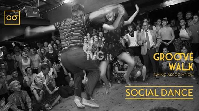 Stasera alla Raindogs House di Savona: social dance di Groove Walk