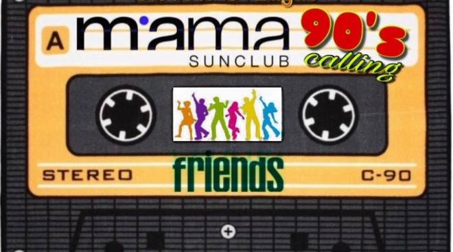 Mama 90\'s Party by Friends